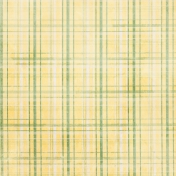 Back To Nature- Plaid Paper