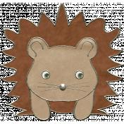Back To Nature- Hedgehog Doodle