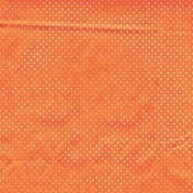 Back To Nature- Orange Dots Paper