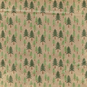 Back To Nature- Tree Paper