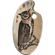 Back To Nature- Owl Ephemera