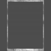 Back To Nature- Frame Chalk Stamp