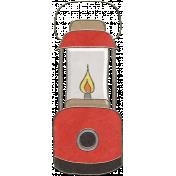Back To Nature - Lantern Doodle