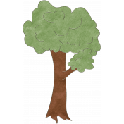 Back To Nature- Tree Doodle