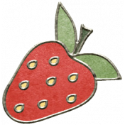 Back To Nature- Strawberry Doodle