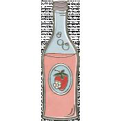 Back To Nature- Strawberry Soda Doodle