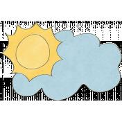 Back To Nature- Sun Cloud Doodle