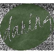 Back To Nature- Daring Word Art