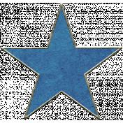 Back To Nature- Blue Star Doodle