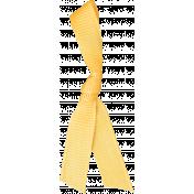 Back To Nature- Yellow Ribbon