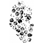 Paint Stamp Template 393