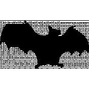 Skeleton Stamp Template 004