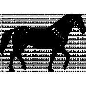Skeleton Stamp Template 008