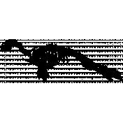 Skeleton Stamp Template 017