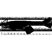 Skeleton Stamp Template 023