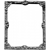 Metal Frame Template 023