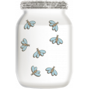 Back to Nature- Firefly Jar