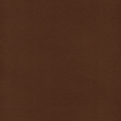 At The Table Mini- Dark Brown Solid Paper