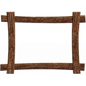 Back To Nature- Wood Frame