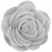Felt Flower Template 019