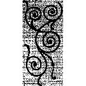 Ornamental Stamp Template 05