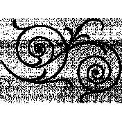 Ornamental Stamp Template 06
