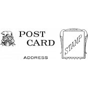 Office Stamp Template 011