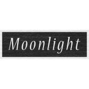Enchanting Autumn Snippet Kit- Moonlight Word Art