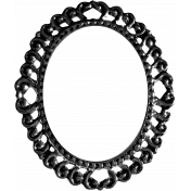 Metal Frame Template 025