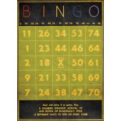 Chills & Thrills Mini 2- Bingo Card