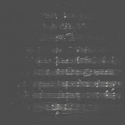 Chills & Thrills Mini 2- Music Chalk Stamp