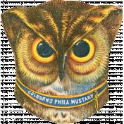 Chills & Thrills Mini 2- Owl Ephemera