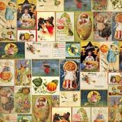 Chills & Thrills Mini 2- Postcard Paper