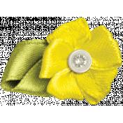 Chills & Thrills Mini 2- Yellow Flower