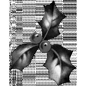 Leaf Template 052