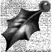 Leaf Template 058