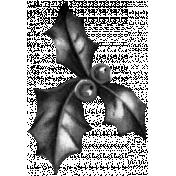 Leaf Template 059