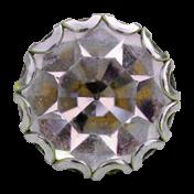 All the Princesses- Silver Button 6