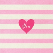 Toolbox Valentine's Kit 1- 4x4 You Journal Card