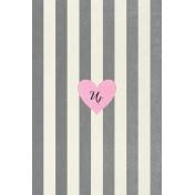 Toolbox Valentine's Kit 1- 4x6 Us Journal Card