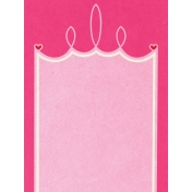 Toolbox Valentine's Kit 2- 3x4 Doodle Journal Card