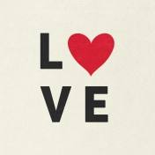 Toolbox Valentine's Kit 2- 4x4 Love Journal Card