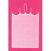 Toolbox Valentine's Kit 2- 4x6 Doodle Journal Card