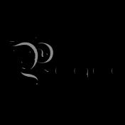 Layered Word Art Template 004