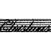 Word Art Template 115