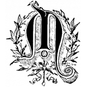 Letter Stamp Template 018