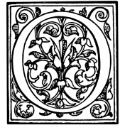 Letter Stamp Template 095