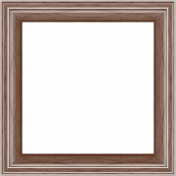 Cozy Day- Wood Frame