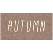 Cozy Day- Autumn Snippet