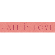 Cozy Days- Fall in Love